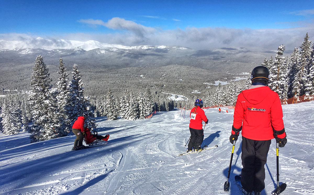 Special Olympics: Alpine Ski & Snowboard