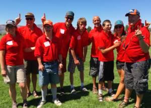 Team San Juan Special Olympics Bocce Ball